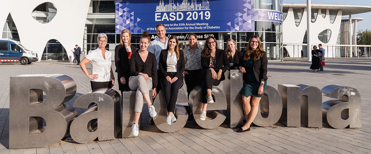 European Association for the Study of Diabetes (EASD)